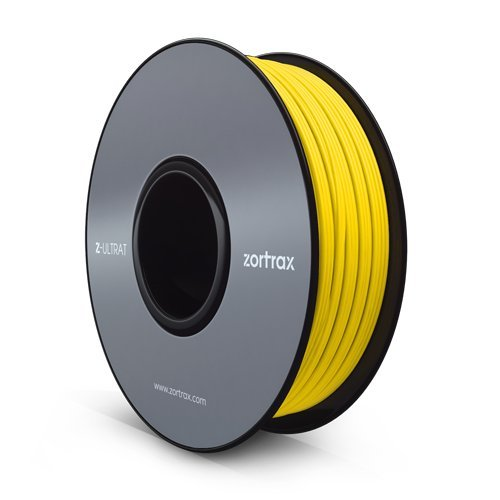 Zortrax Z-ULTRAT yellow 黄 1.75mm フィラメント