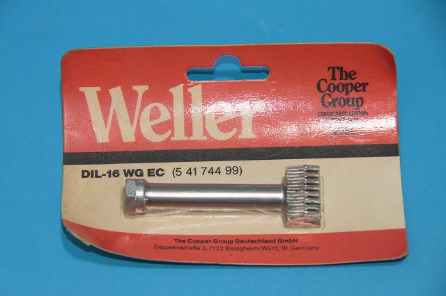 Weller DIL-IC16 IC挿入具